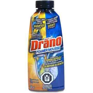 Drano - Foamer Clog Remover - 8/500ml
