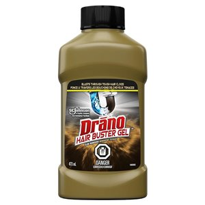 Drano - Hair Buster Gel Remover - 8/473ml