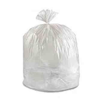 Garbage Bags - Regular White - 22x24, 500/CS