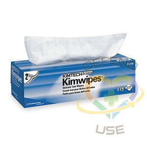 """Kaydry Wipes, 12"""" X 12"""", Pack of 119 - 1"""