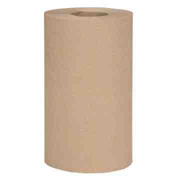 "PAPER TOWEL, HAND TOWEL KRAFT 8""X205'24 RLS/CASE"