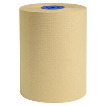 PAPER TOWEL, HAND TOWEL PERFORM 600'12 ROLLS /CASE BLUE