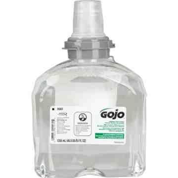 HAND SOAP, GOJO GREEN CERTIFIED FOAM SOAP 1200ML REFIL 2/CS