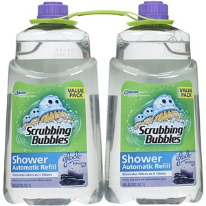 Scrubbing Bubbles - Shower Automatic Cleaner Refill Refreshing Spa - 6/1L