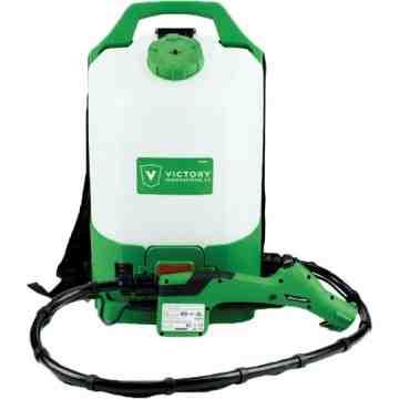 Victory Electrostatic Backpack Sprayer Bottle