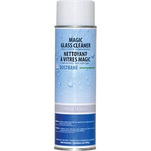 Magic Window And Glass Cleaner 539g Aersol