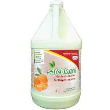Safeblend® Neutral Cleaner 4L