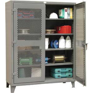 Heavy-Duty Ventilated Storage Cabinets