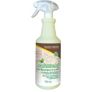 Stain Remover & Deodorizer for Carpets and Upholstery