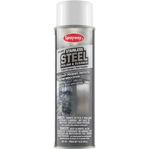 Stainless Steel Polish & Cleaner 20oz