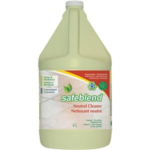 Fragrance Free Neutral Cleaners 4L