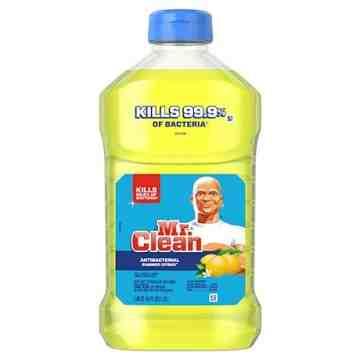 Mr.Clean - Liquid Multi-Surface Disinfectant Summer Citrus - 6/1.33L