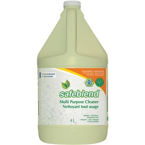 Fragrance-Free Multi-Purpose Cleaners 4L