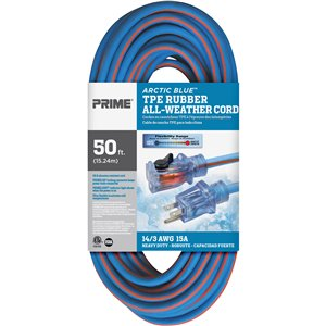 Arctic Blue™ All-Weather Extension Cord