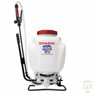 """Profess 6"""" Wide Mouth Backpack Sprayer Dual Disp 4G - 1"""