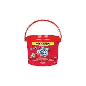 Resolve - Oxi-Action In-Wash Powder - 2/3kg [CB980398]