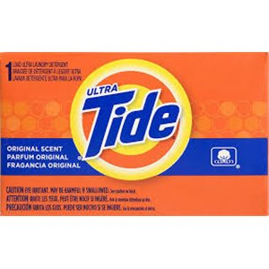Tide - Ultra Laundry Detergent Coin Vend - 156/1ct