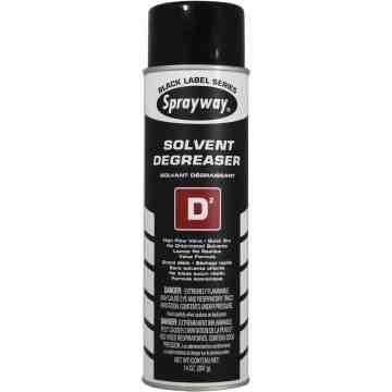 D2 Solvent Degreaser Case of 12