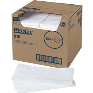 X70 Foodservice Wipers, 300/Box
