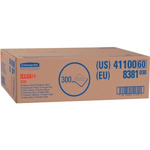 X70 Wipers, 300/Case