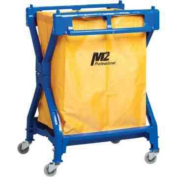 X-Style Laundry Cart Each