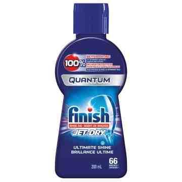 Finish Additives - Dishwasher Quantum Jetdry - 8/200ml [CB805355]