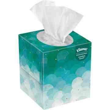 Kleenex® Upright Facial Tissue