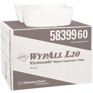 L20 Wipers, Sheets/Case