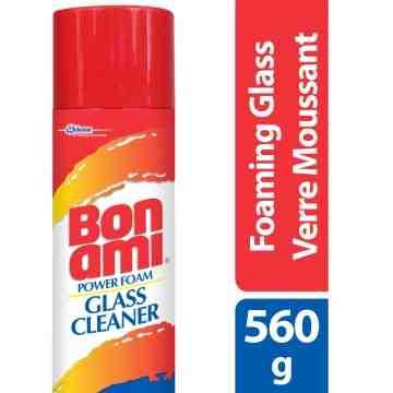 Bon Ami - Power Foam Glass Cleaner - 12/560g