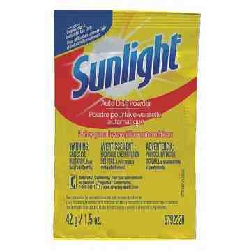 Sunlight Auto Dishwasher Powder-42.5x100pk - 1