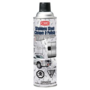 Stainless Steel Cleaner and Polish 510g