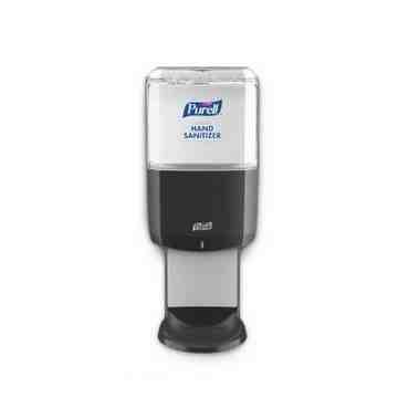 1200 mL Graphite ES8 Touch-Free Hand Sanitizer Dispenser, 1/CS - 1
