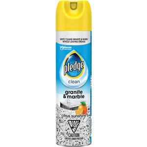 Pledge® Granite & Marble Cleaner Can
