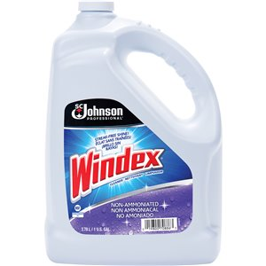 Windex® Non-Ammoniated Multi-Surface Cleaner Bottle 3.8 L