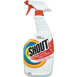 Shout® Laundry Stain Remover Bottle