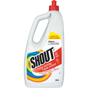 Shout® Laundry Stain Remover Refill Bottle 946 ml